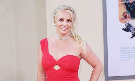 Britney Spears, 38, Stuns Her Fans With Insane Full-Split Yoga Pose — Watch