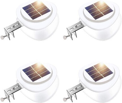 The 7 Best Solar Gutter Lights Reviews and Buying Guide