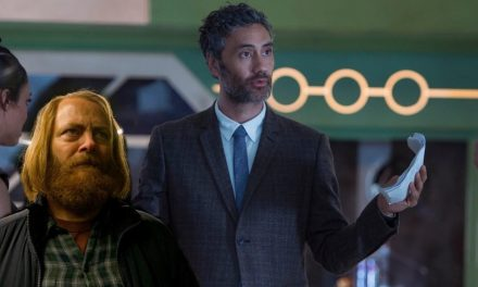 Nick Offerman Is Open To A Marvel Movie If Taika Waititi Is Involved