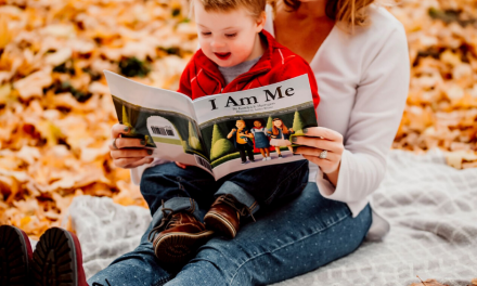 I Am Me- The Story Behind One Mom's Journey