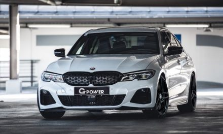 G-Power unveils 510 PS kit for the BMW M340i xDrive