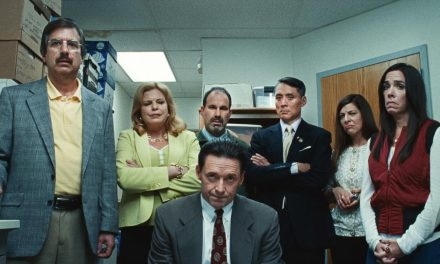 Hugh Jackman and Allison Janney earn high marks in 'Bad Education'