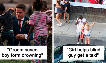 If You Think People Are The Worst These Days, These 50 Wholesome Pics May Change Your Mind (New Pics)
