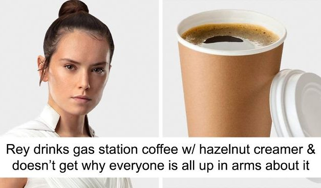 Star Wars Fan Creates A Hilarious Comparison of How Star Wars Characters Would Make Coffee And People Think It's Spot-On