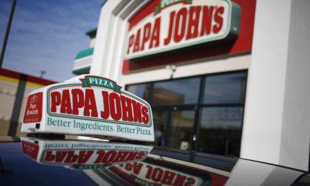 Papa John's CEO says April was the best month in company's history