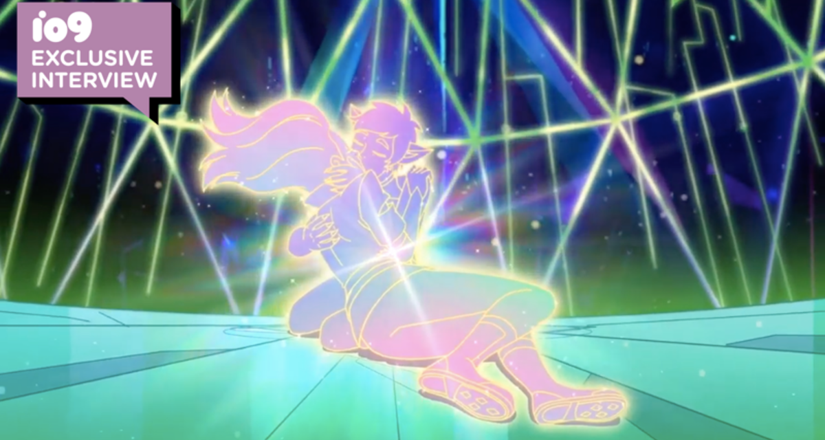 She-Ra's Major Catradora Moment Had to Come From a Place of Healing and Forgiveness