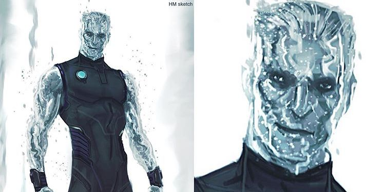Spider-Man: Far From Home Concept Art Reveals Vastly Different Hydro-Man