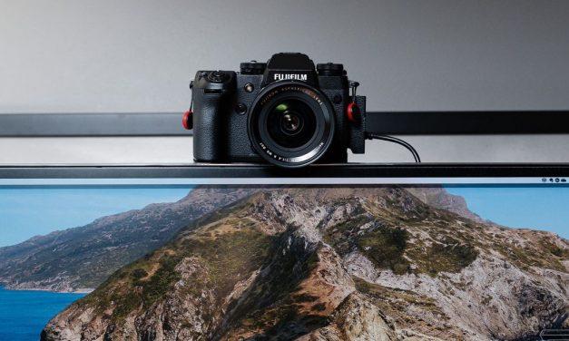 Fujifilm releases app to turn mirrorless cameras into webcams