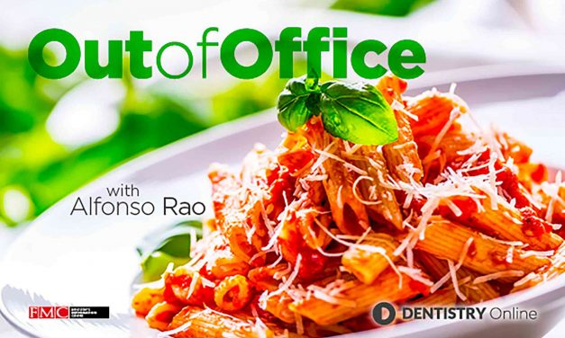 Out of Office – Alfonso Rao talks Italian food and fast cars