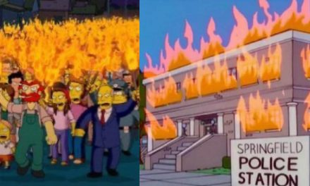 People think 'Simpsons' predicted George Floyd's death, Black Lives Matter protests