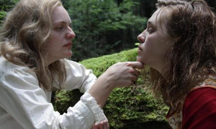 Elisabeth Moss again outshines the movie as a troubled writer in 'Shirley'