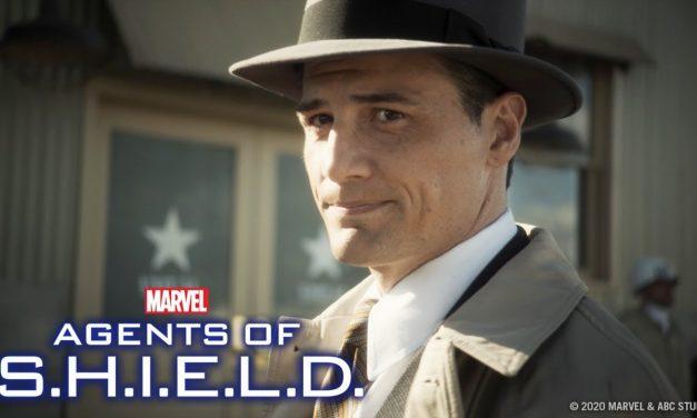 Enver Gjokaj, Agent Sousa, Joins Marvel's Agents of S.H.I.E.L.D.