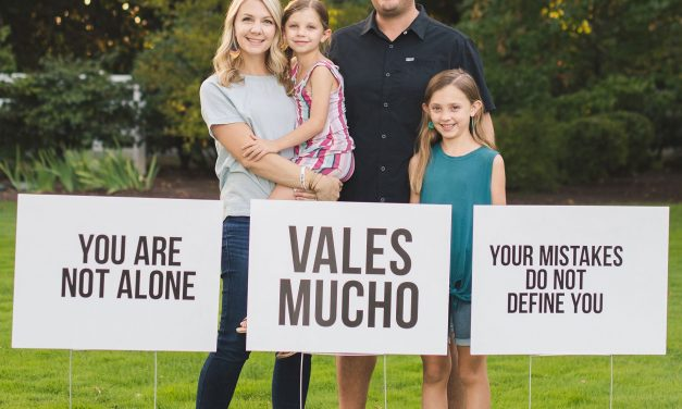 Her Hometown Was Broken After Multiple People Took Their Lives, so She Set Out to Create Signs of Hope