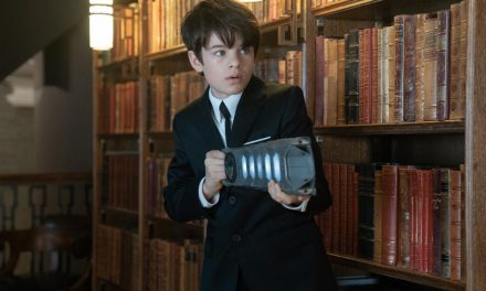 'Artemis Fowl' really wants to be the next Harry Potter