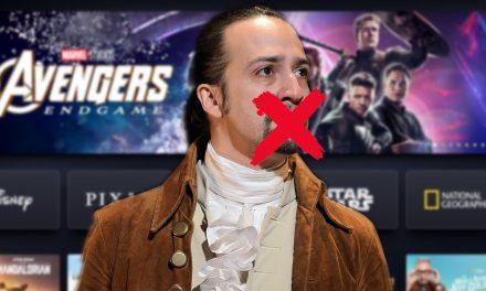 What Disney+'s Hamilton Movie Censors Revealed By Lin-Manuel Miranda