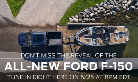 Tune In Here To Watch The 2021 Ford F-150's Debut At 8:00 PM EST
