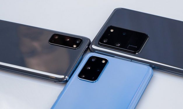Samsung's Galaxy S20 series is already receiving the July security patch