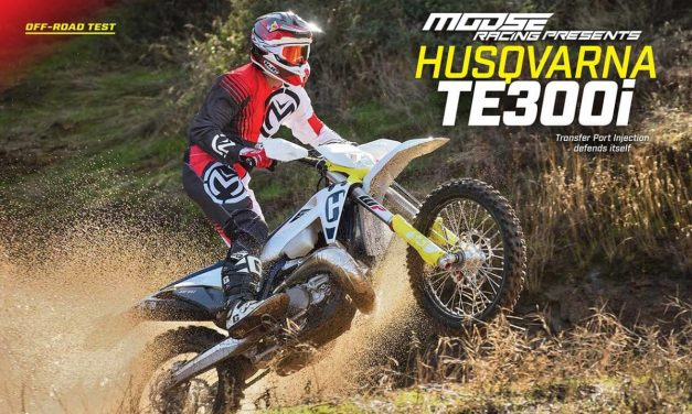 2020 HUSQVARNA TE300i: FULL TEST