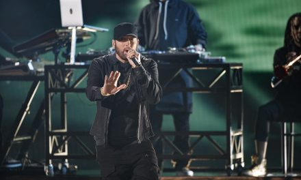 Say What? Eminem Addresses Leaked Lyrics Dissing Revolt & Offers To Work With The Media Company