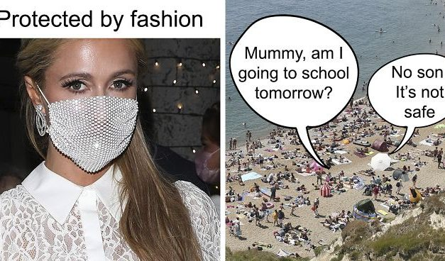 40 Of The Freshest Jokes About The Pandemic To Make You Laugh Or Cry (New Pics)