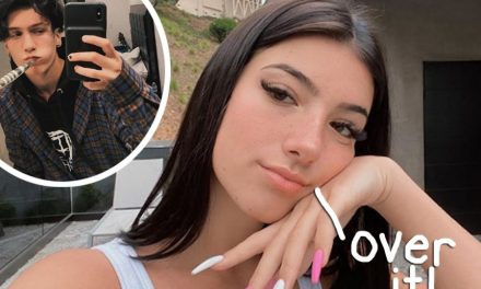 TikTok Drama Exposed!! Charli D'Amelio Absolutely Destroys Ex Chase Hudson After He Denies Cheating On Her!