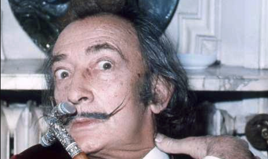 """Salvador Dalí Explains Why He Was a """"Bad Painter"""" and Contributed """"Nothing"""" to Art (1986)"""