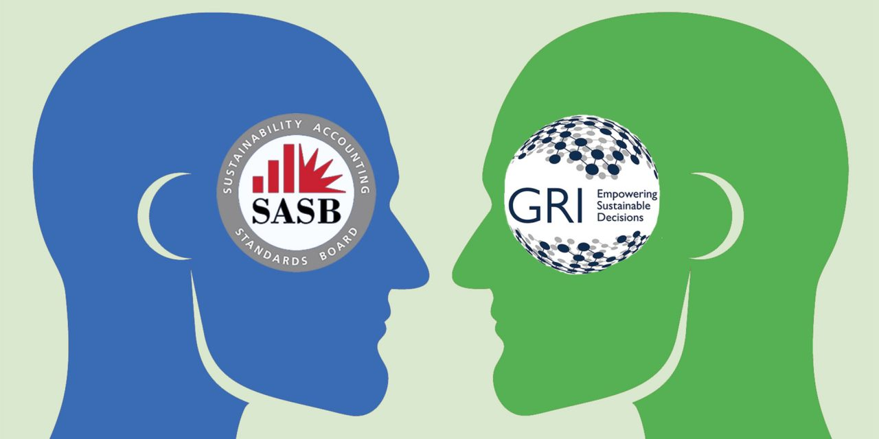 GRI and SASB are collaborating. Is that good news for companies?