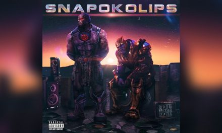 Avengers/Justice League Crossover Turns Thanos & Darkseid Into Rap Gods