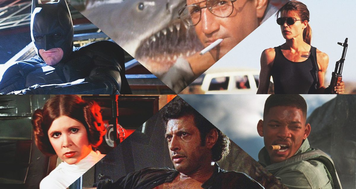The 100 Greatest Summer Blockbuster Movies of All Time
