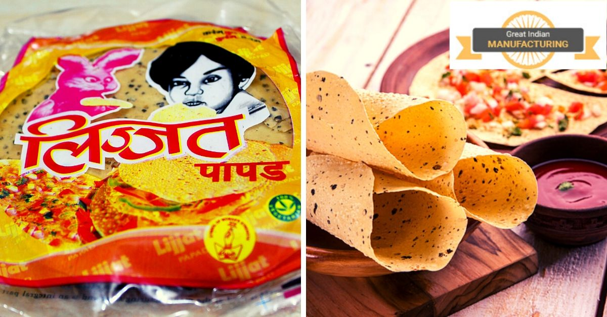 Rs 80 Loan to Rs 1,600 Crore Icon: The 7 Women Behind India's Favourite Lijjat Papad