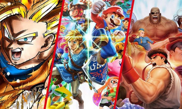Feature: Best Nintendo Switch Fighting Games