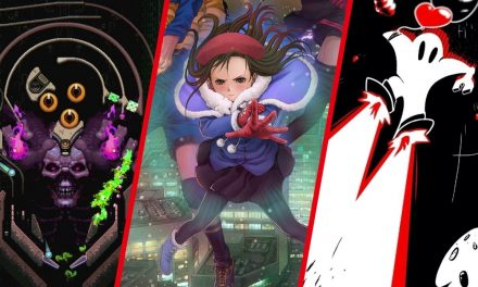 Feature: Best TATE Mode Nintendo Switch Games