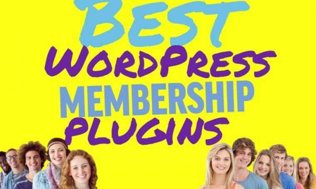 11 Best WordPress Membership Plugins 2020