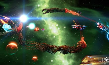 Sci-Fi Strategy Drone Swarm Gets Story Trailer From Michael Bay's Company