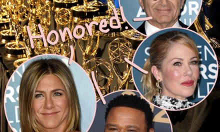 2020 Emmys: See The Nominees HERE!