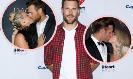 Brooks Laich Makes Some VERY Interesting Comments About His Sex Life Amid Julianne Hough Drama