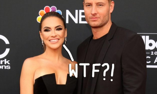 Chrishell Stause Says Estranged Husband Justin Hartley TEXTED Her About Their Divorce — But Only After Filing!