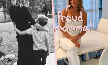 Kristin Cavallari Shares Touching Eighth Birthday Tribute To 'Sweet Baby Boy' Son Camden! Awww!
