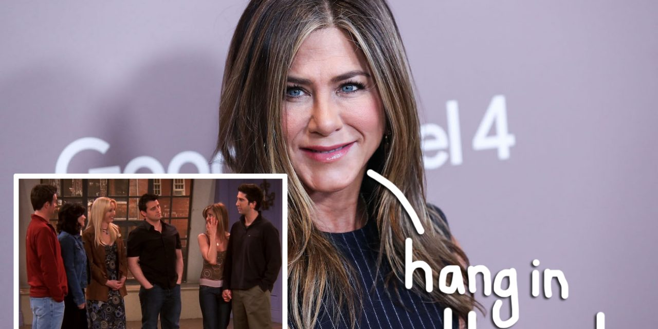 Jennifer Aniston Says Friends Reunion Will Be 'More Exciting' After COVID-19 Delays