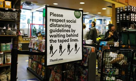 Whole Foods Just Ranked #1 for COVID-19 Safety Measures