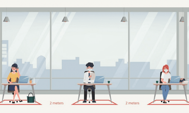 Contactless and sanitised: What post-COVID-19 workspaces will look like