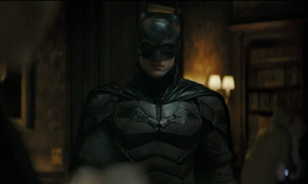 First trailer for The Batman sees Robert Pattinson transform into the Dark Knight