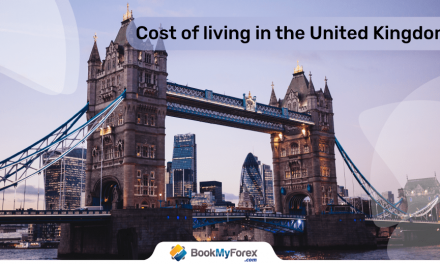 Cost of Living in The United Kingdom