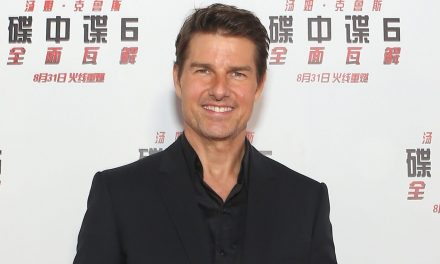 Tom Cruise returns to the movies — as a fan seeing 'Tenet' in a theater: 'Loved it'