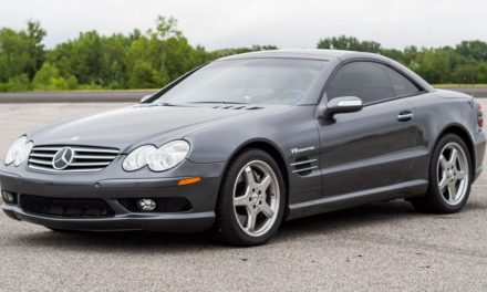 Same Price Dilemma: A Used 2004 Mercedes SL55 AMG Or A New Entry-Level Muscle Car?