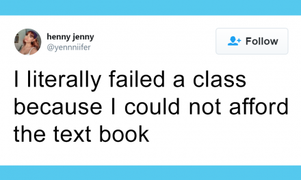 44 Students Complain About How Ridiculously Overpriced Textbooks Are, And It's Hard Not To Agree
