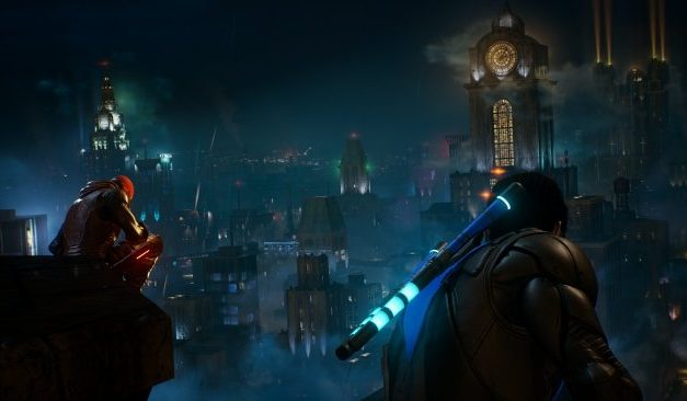 Gotham Knights is an Original Self-Contained Story, Not Games as a Service
