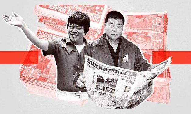 Fugitive opium dealers, a media mogul and a newspaper war
