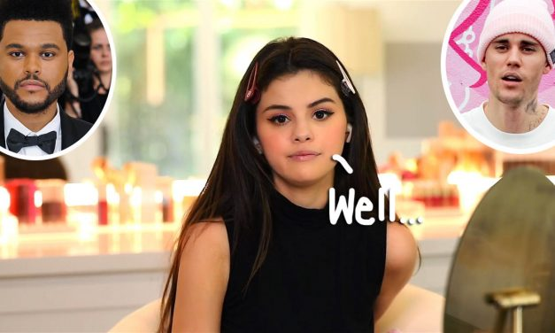 Selena Gomez Believes All Her Exes Think She's 'Crazy' — & Throws Shade The Weeknd's Way!!