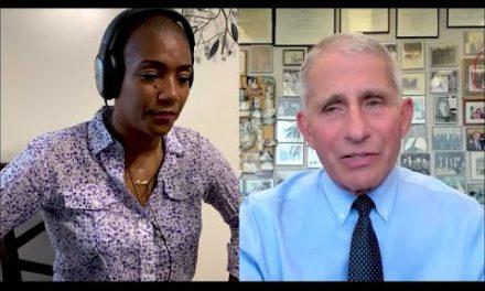 Tiffany Haddish Talks About Her Coronavirus Diagnosis With Dr. Fauci — Watch!